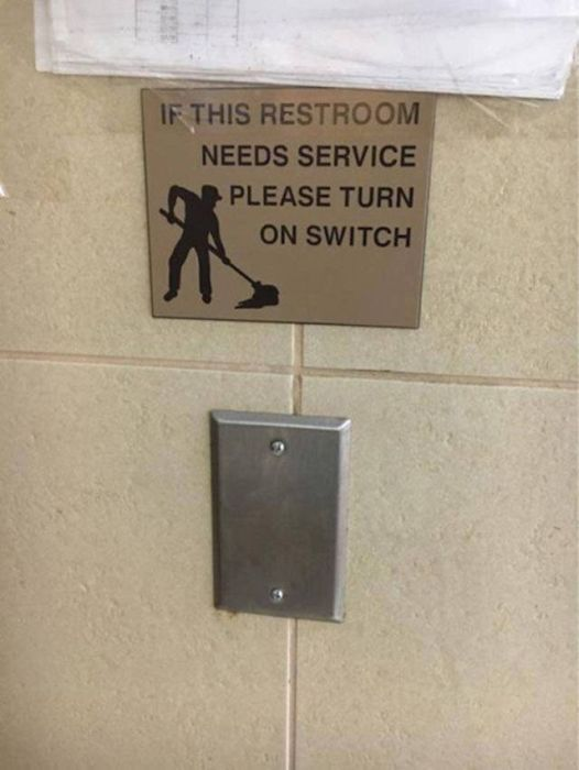 People Who Took Their Job Seriously And Totally Nailed It (35 pics)