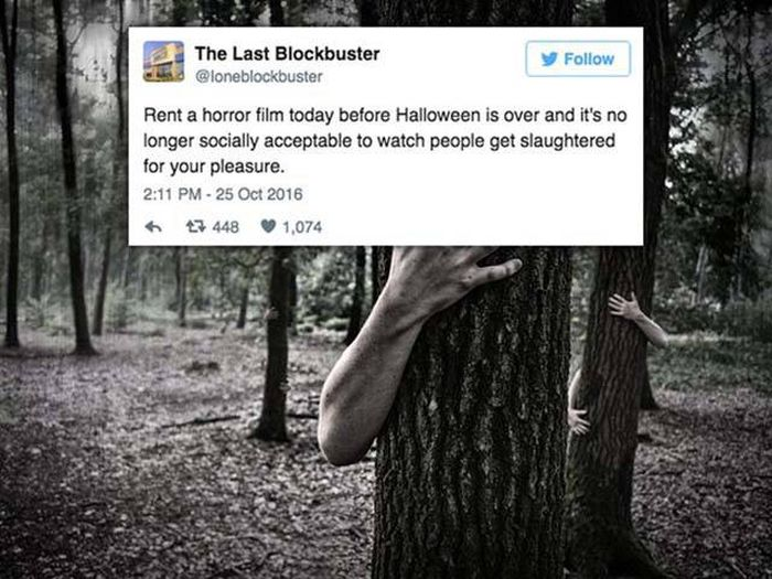 The Last Blockbuster Twitter Account Is Comedy Gold (20 pics)