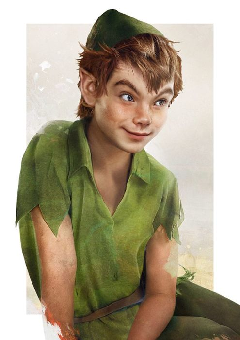 Finnish Artist Imagines What Disney Characters Would Look Like In Real Life (18 pics)