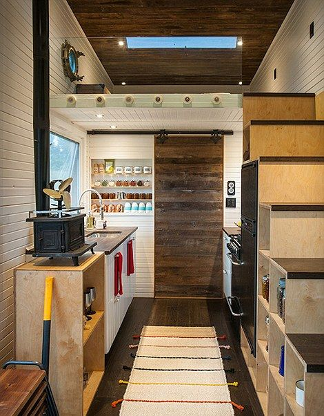This Tiny Two Person Home Is Made For Road Trips (11 pics)