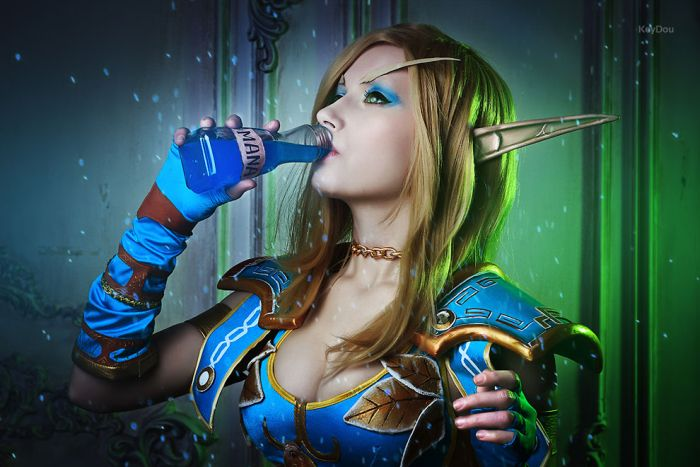 Stunning Cosplay Photography That Will Drop Your Jaw (41 pics)