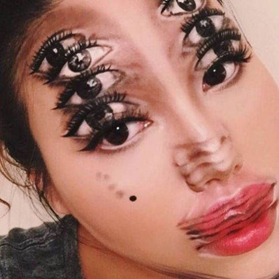 This Master Makeup Artist Is Also A Master Of Illusion (22 pics)