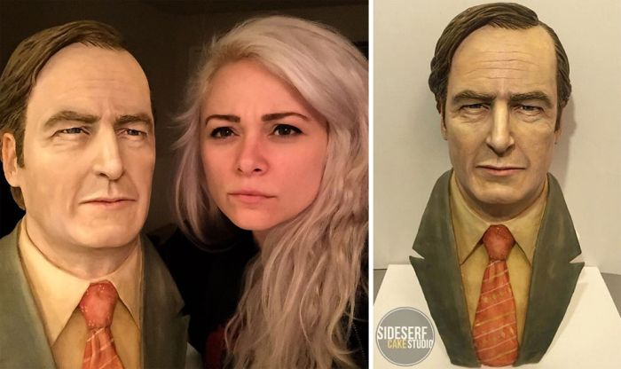 Talented Baker Creates Incredibly Realistic Breaking Bad Cake (13 pics)
