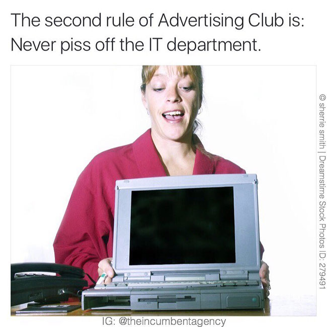Ad Agency Adds Hilarious Quotes To Stock Photos (27 pics)