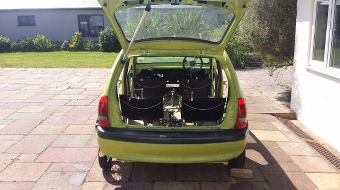 This Vauxhall Corsa Is Not At All What It Seems (5 pics + video)