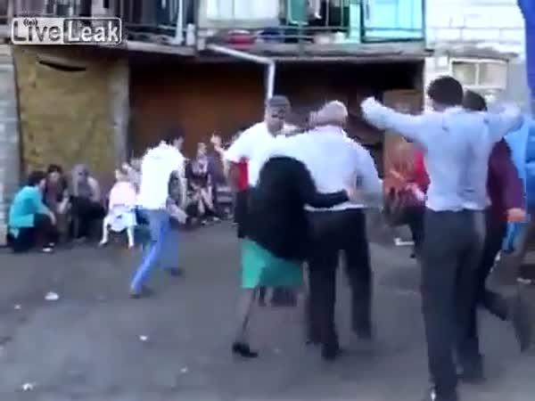 Just A Jolly Wedding In Dagestan