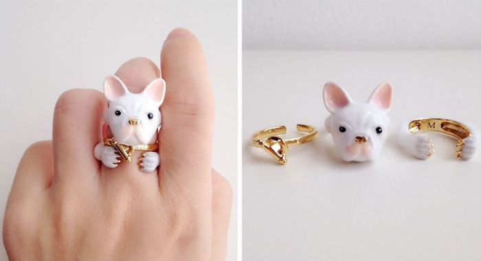 Creative Rings For All The Animal Lovers Out There (18 pics)