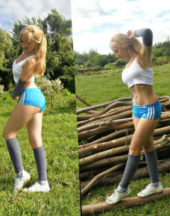 Gorgeous Girls And Lovely Ladies That Will Put A Smile On Your Face (47 pics)