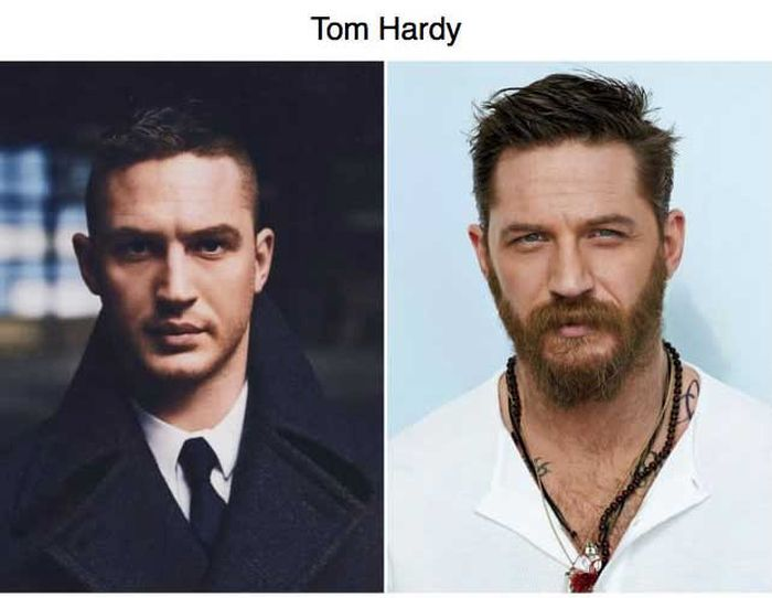 15 Photos That Prove Beards Make Celebrities Look Cooler (15 pics)