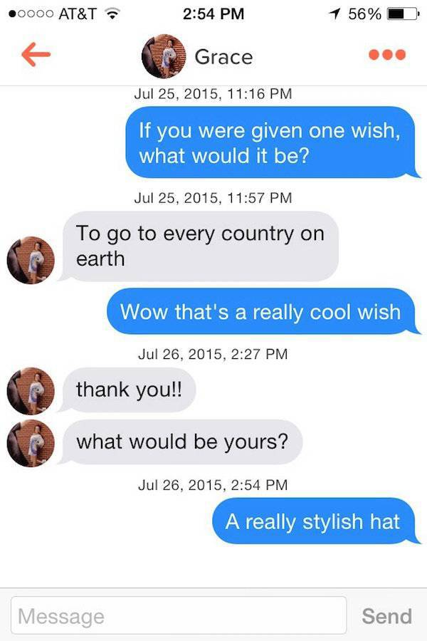Creativity Is The Glue That Holds Tinder Together (22 pics)