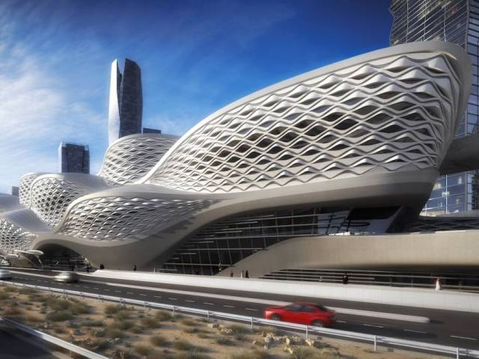 The Largest Infrastructure Projects From All Around The World (16 pics)