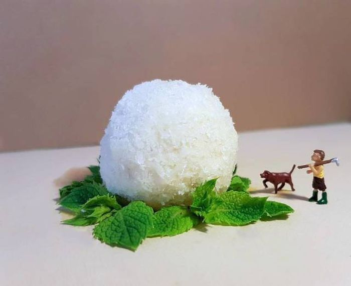 Creative Pastry Chef Turns His Desserts Into Miniature Worlds (35 pics)