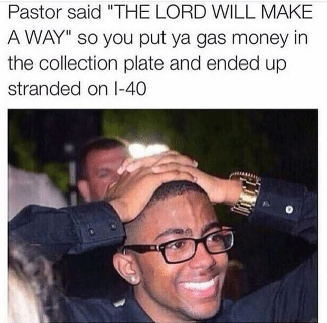 Hilarious Christian Memes To Help You Redeem Your Sins (27 pics)