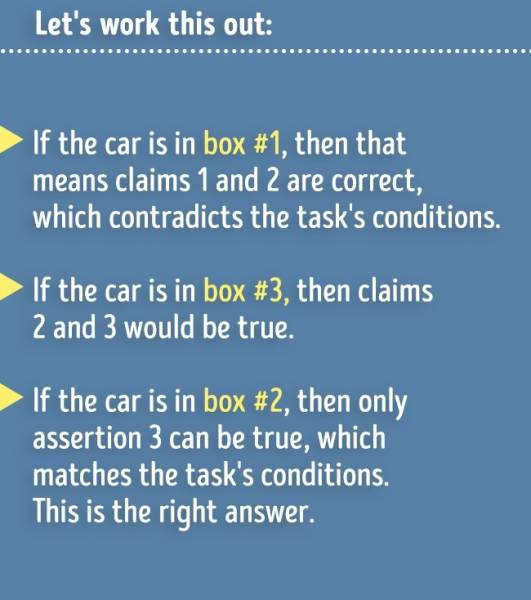 Put Your Intelligence To The Test With This Brainteaser (2 pics)