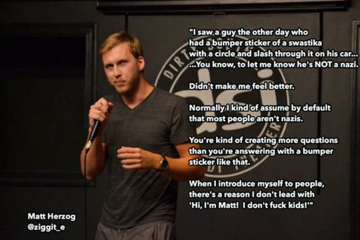 A Hilarious Collection Of Funny Quotes From Stand Up Comedians (23 pics)