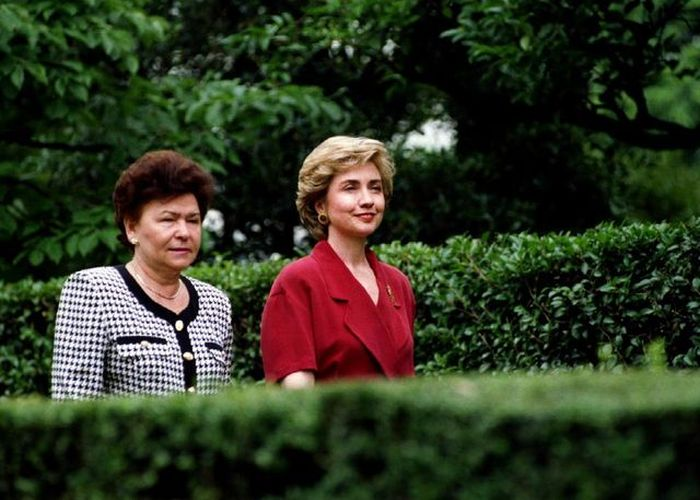 How Hillary Clinton Has Changed Over The Last 65 Years (24 pics)