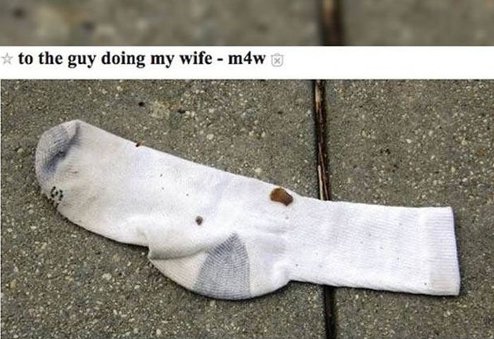 Guy Writes A Hilarious List Of Requests To A Guy Who's Doing His Wife (4 pics)