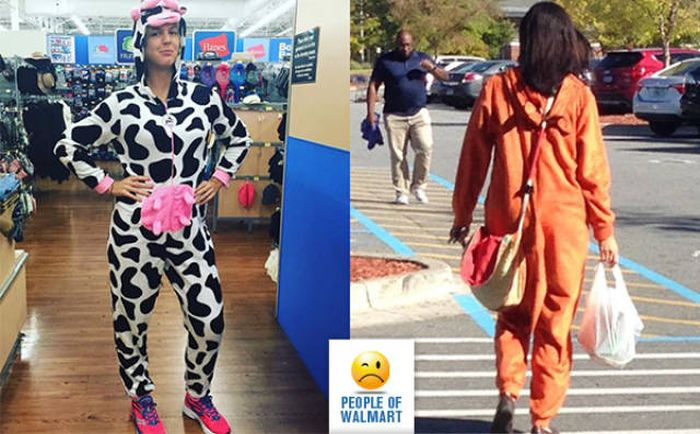 People of Walmart. Part 32 (37 pics)