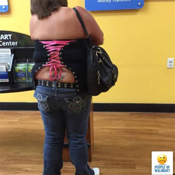 People of Walmart. Part 32 (37 pics)
