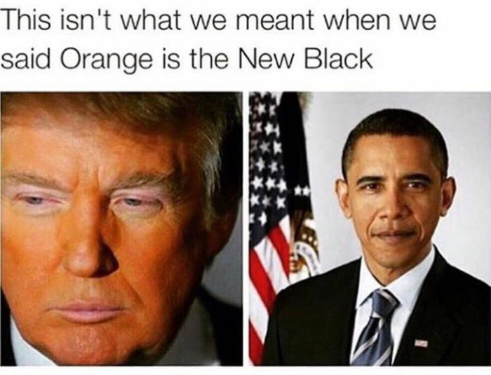 20 Of The Best Memes From The 2016 Presidential Election (20 pics)