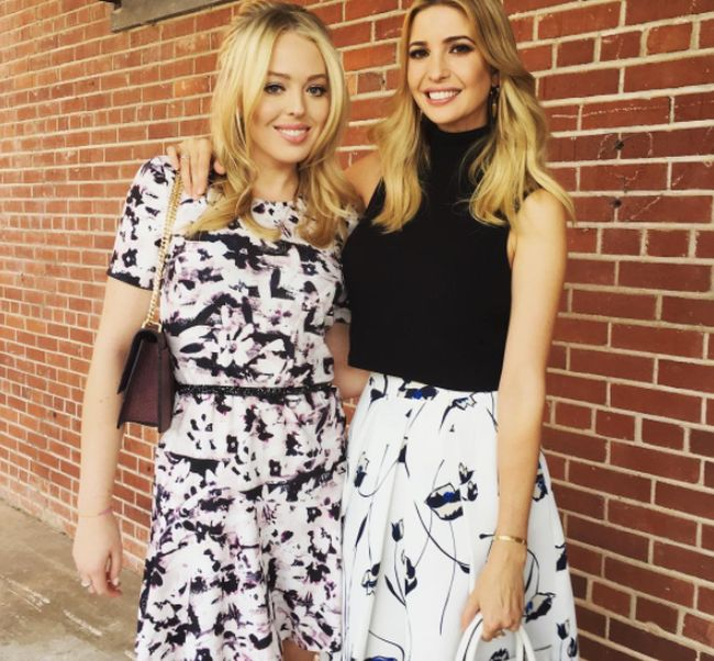 Donald Trump's Daughters Are Absolutely Gorgeous (12 pics)
