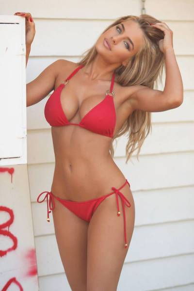 These Beautiful Babes In Skimpy Bikinis Bring The Heat (51 pics)