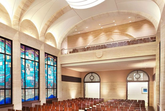 What The Church of Scientology's $145 Million Headquarters Looks Like Inside (24 pics)