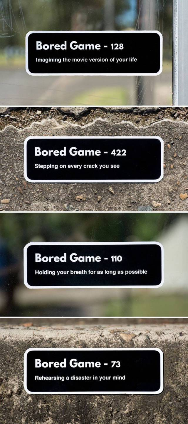 Sydney Artist Leaves Unusual Signs Around The City (16 pics)