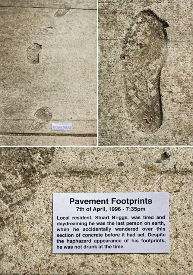 Sydney Artist Leaves Unusual Signs Around The City (16 pics)
