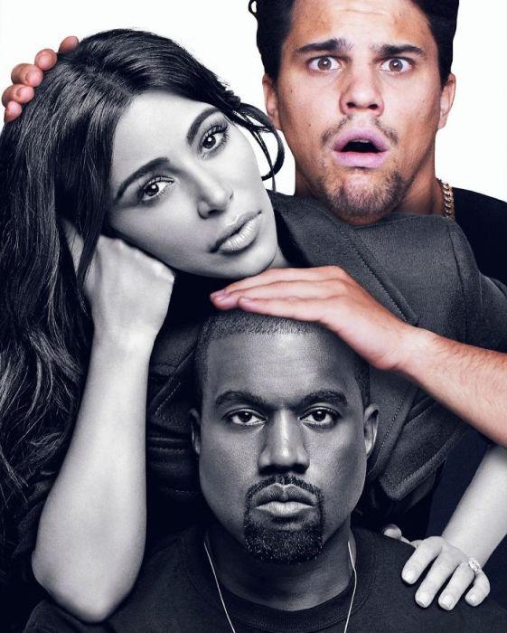 This Guy Uses Photoshop To Create Hilariously Awkward Celebrity Photos (20 pics)