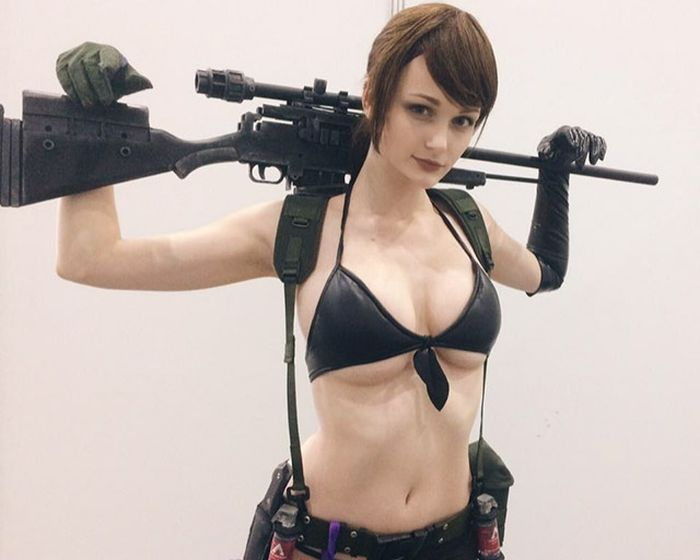 Gorgeous Cosplay Girls Who Are Doing It Right (26 pics)