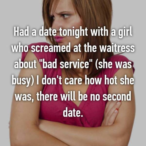 People Reveal Why They Said No To A Second Date (15 pics)