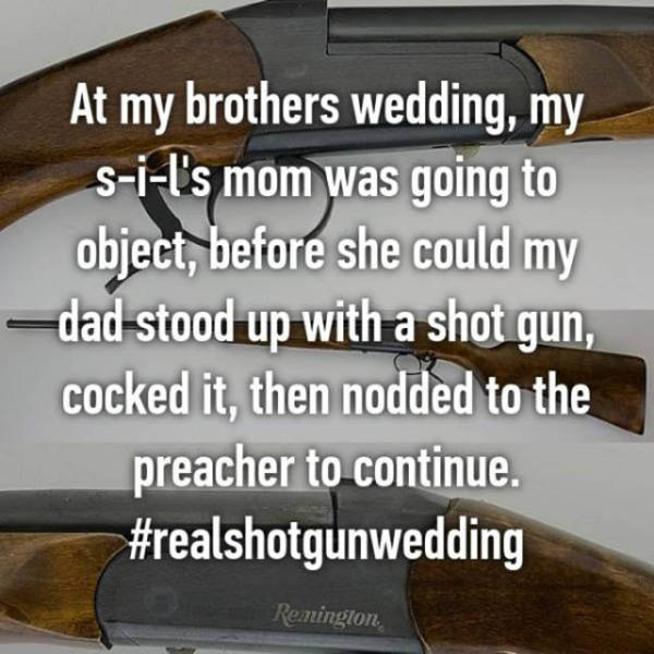 19 Unfortunate Times When A Wedding Was Totally Ruined (19 pics)