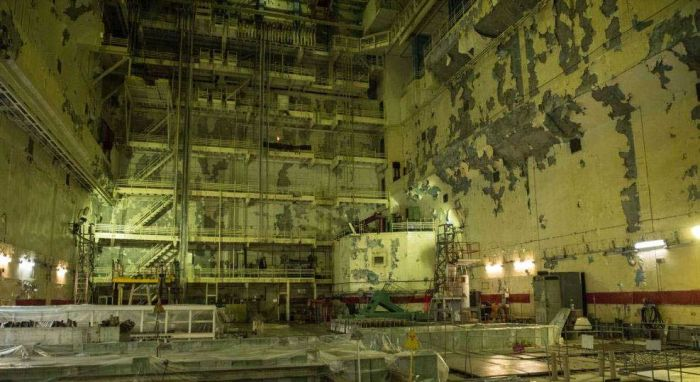 Inside Chernobyl 30 Years Later (15 pics)