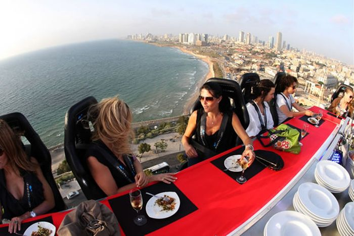 You Need To Eat At These Crazy Places Before You Die (16 pics)