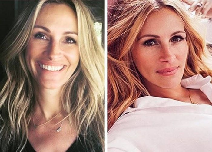 13 Hollywood Stunners That Are Naturally Beautiful (13 pics)
