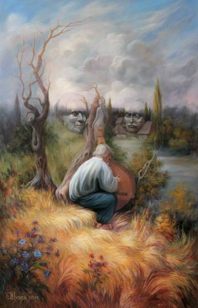 Optical Illusion Paintings That Will Drop Your Jaw (13 pics)
