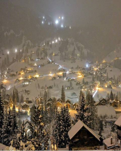 Photos That Prove Winter Is A Magical Time Of The Year (30 pics)