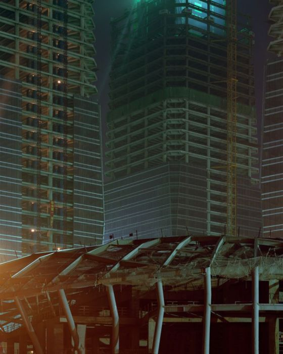 A Look At Kangbashi, The Futuristic City That Never Was (14 pics)