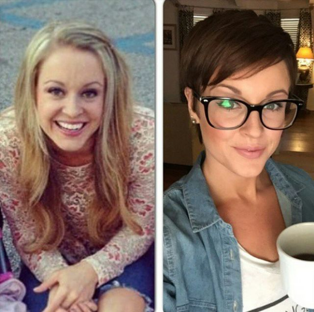 Before And After Photos That Show How Much Of A Difference A Haircut Makes (18 pics)