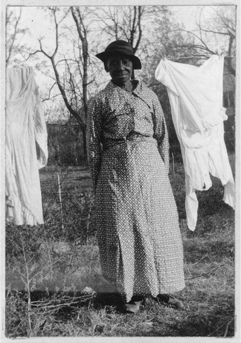 Powerful Photos Show Former American Slaves (17 pics)