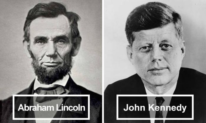 Prepare To Have Your Mind Blown By These Historical Coincidences (17 pics)