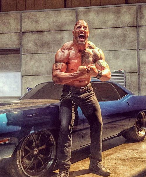 Dwayne 'The Rock' Johnson Is The Sexiest Man Alive According To People Magazine (16 pics)