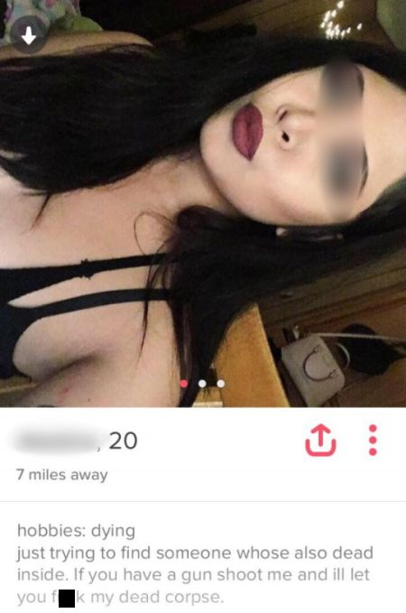 Times When Tinder Users Stopped Messing Around And Got To The Point (11 pics)