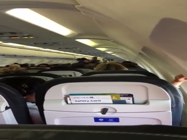 United Pilot Goes On Rant After Political Fight Breaks Out On Airplane