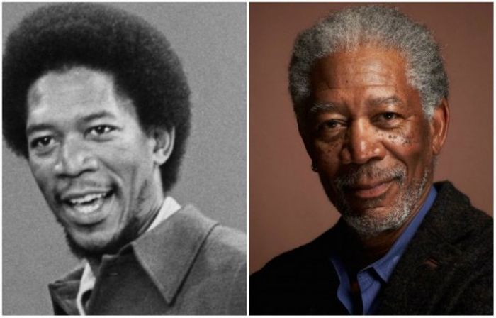 Photos Of Famous Actors Reveal How They Looked When They Were Young (12 pics)
