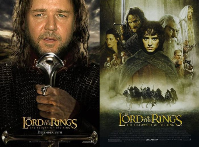 Actors Who Were Originally Cast For Iconic Movie Roles (19 pics)
