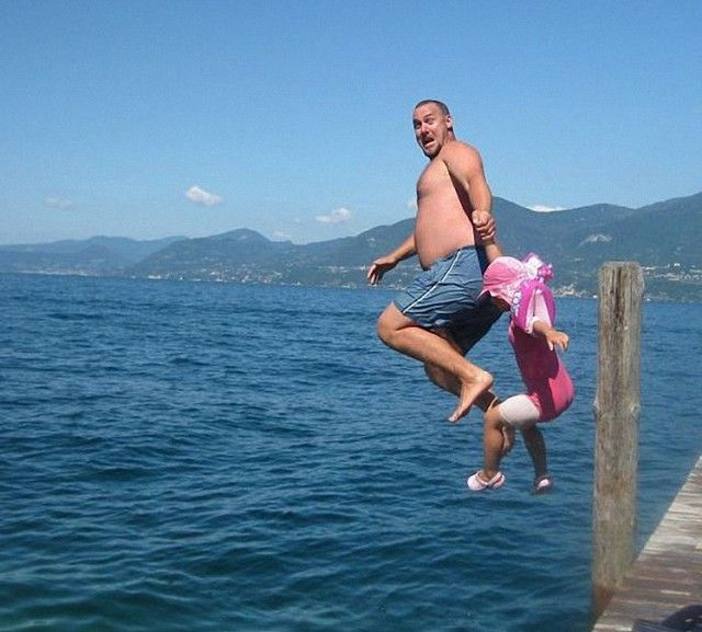Epic Photos That Were Taken At Exactly The Right Moment (39 pics)