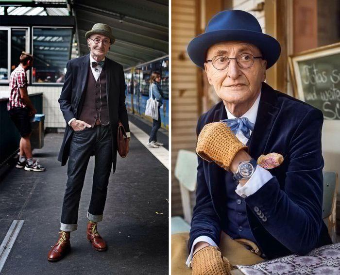 Handsome Guys Who'll Redefine Your Concept Of Older Men (20 pics)