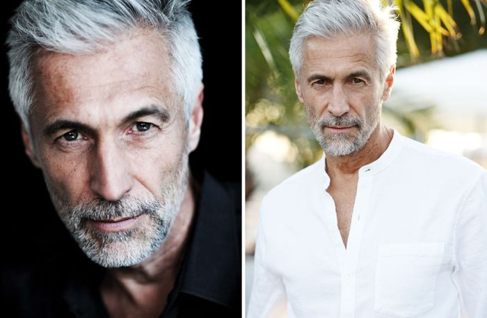 Handsome Guys Who'll Redefine Your Concept Of Older Men (20 pics)